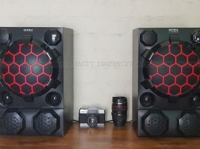 Intex 2.0 Channel DJ Speakers Reviews