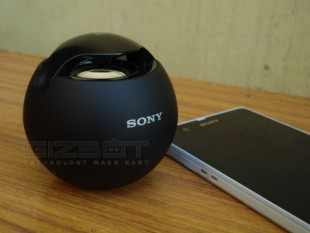 Sony SRS wireless speakers Images