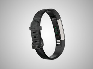 Fitbit Alta HR fitness band Images