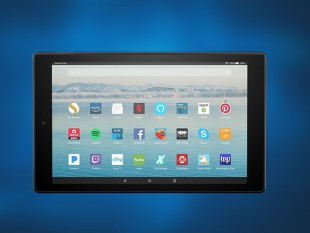 All-New Fire HD 10 Tablet Images