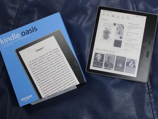 Kindle Oasis 2017 Images