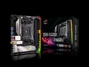 ASUS ROG CROSSHAIR VI Extreme Images