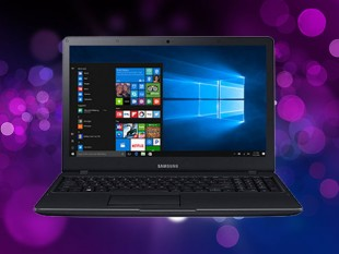 Samsung Notebook 3 15.6 inch NP300E5K-L04US Images