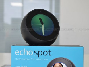 Echo Spot Review Images