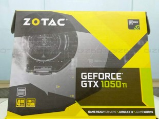 GEFORCE GTX 1050 Ti Review Images