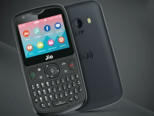 JioPhone 2 Images