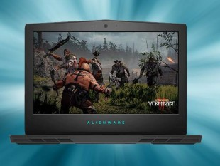 New Dell Alienware 15 Gaming Laptop Images