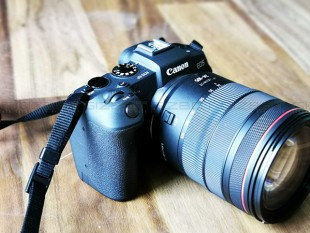 Canon EOS RP Mirrorless Camera Review Images