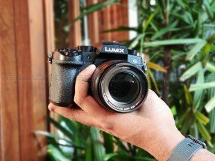 Panasonic Lumix G95 First Impressions Images