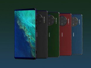 Nokia 10 Pureview Concept Images