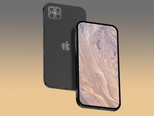 Apple iPhone 12 Pro Concept Images