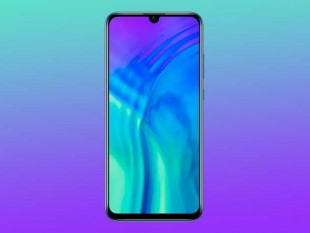 Honor 20 Lite Images