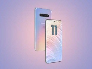 Samsung Galaxy S11 Concept Design Images