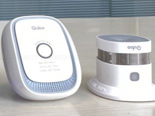 Qubo Smart Indoor Camera And Smart Plugins Review Images