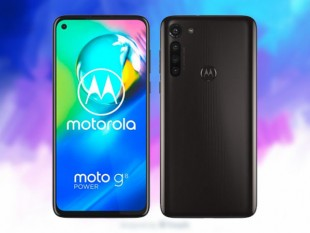 Motorola Moto G8 Power Images