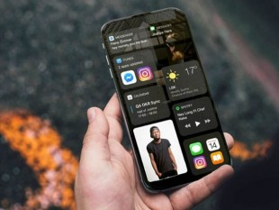 iPhone 14 With Rotating Display Concept Images