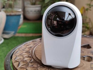 Realme 360 Degree Smart Camera Review Images