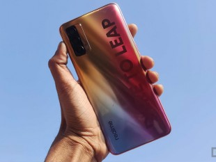 Realme X7 First Impressions Images